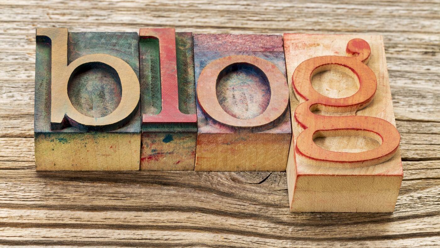 Blog som en del af din markedsføring