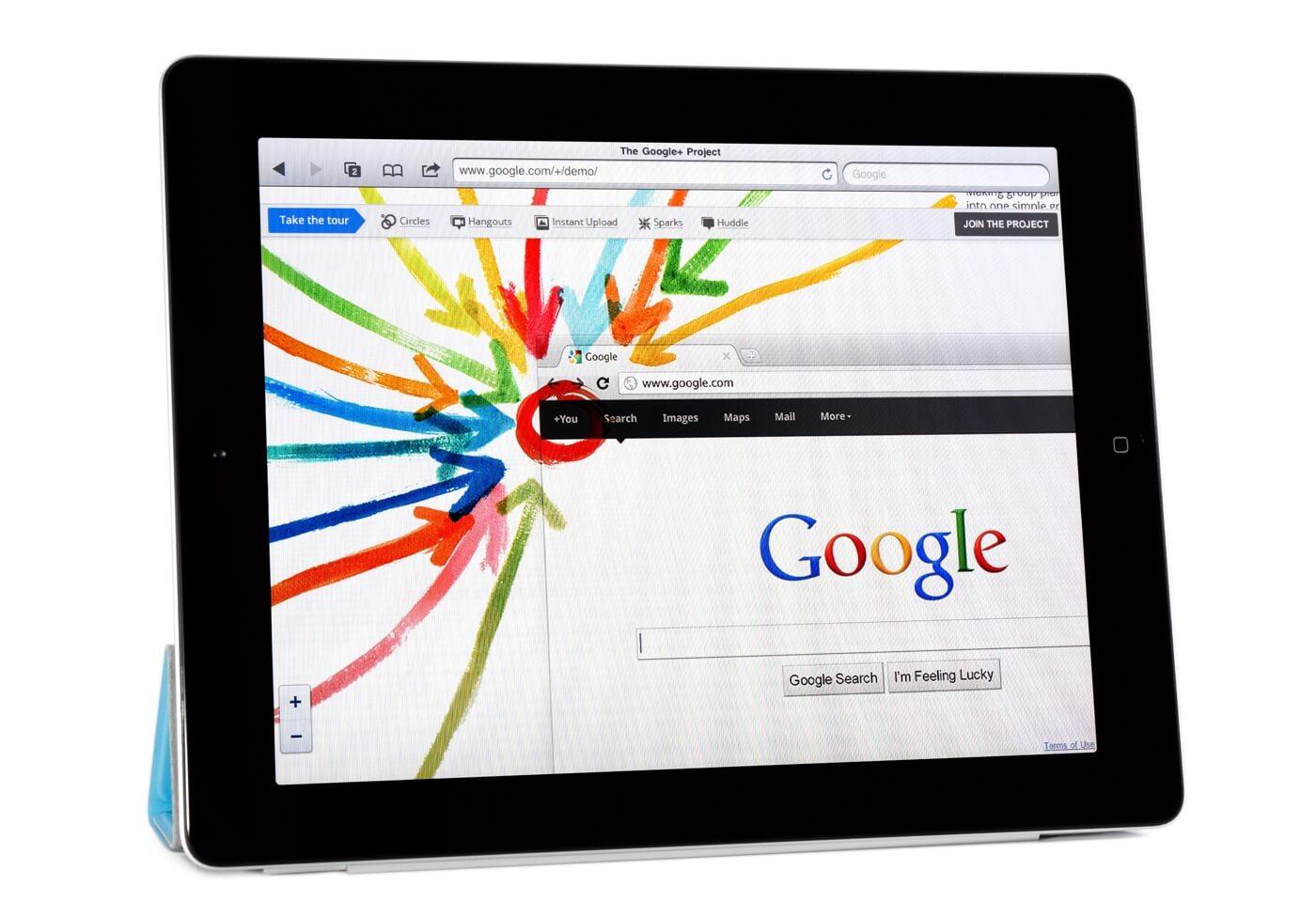 Opbyg relationer med Google+