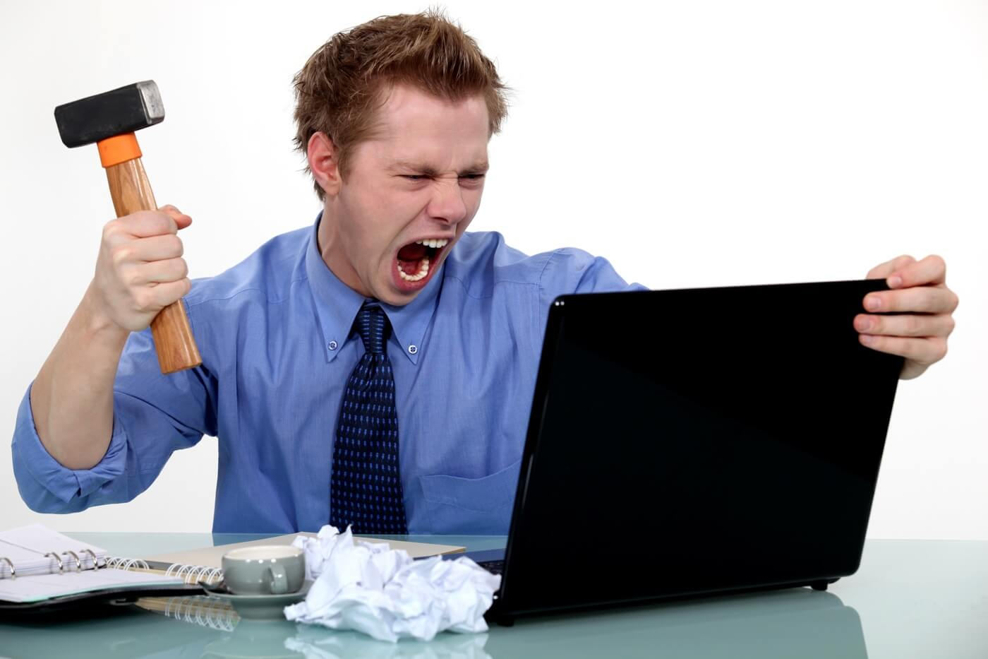 Undgå panik, mål dit annonce afkast