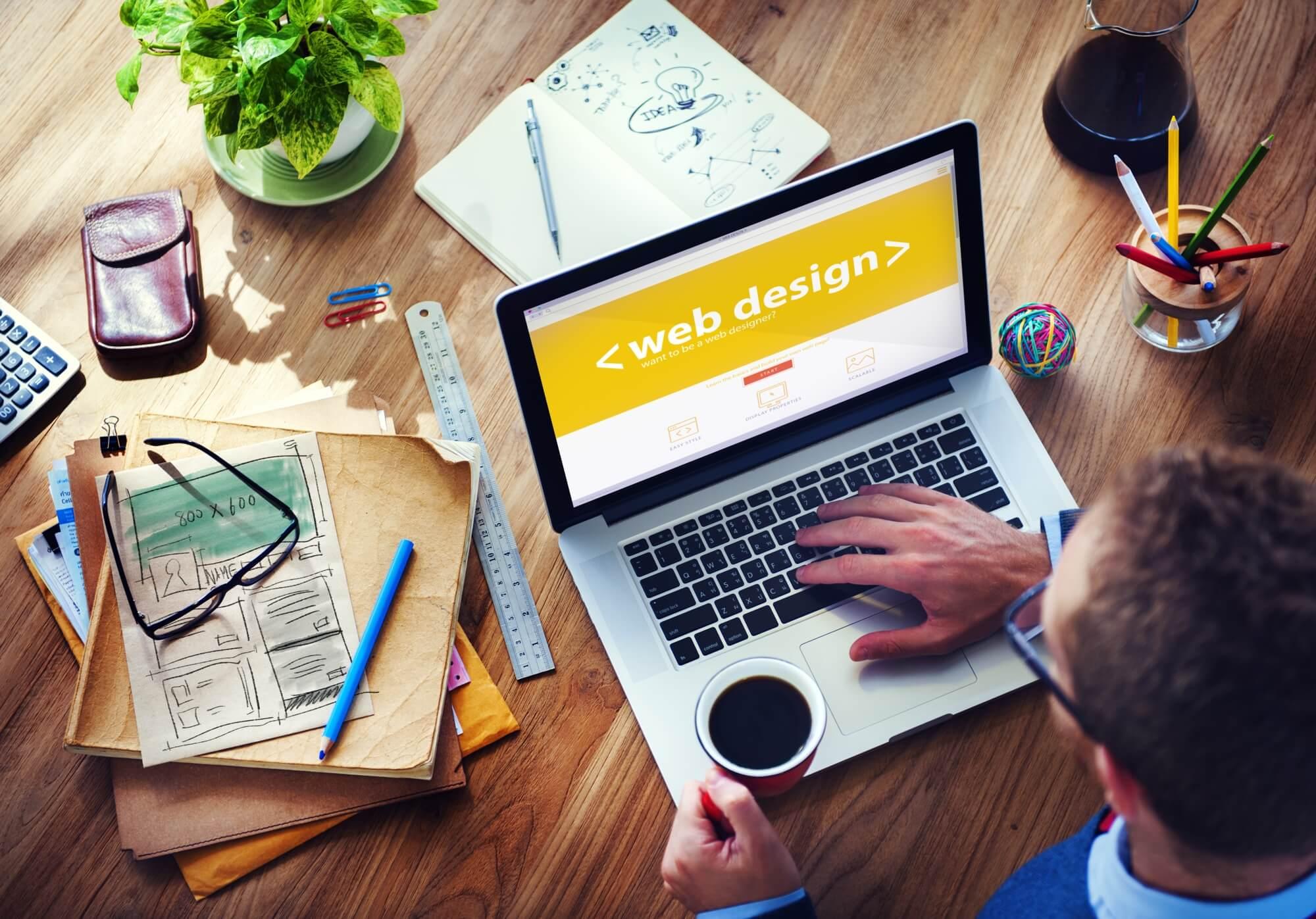 Planlæg dig til en god hjemmeside