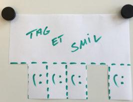 Giv dine kunder et smil på læben
