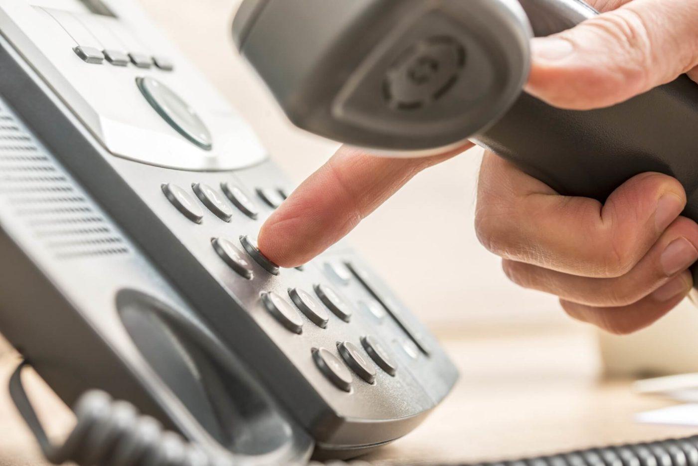 Telefonsalg