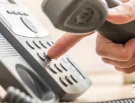 Hvad gør du, når du ikke ønsker at sælge via telefonen?
