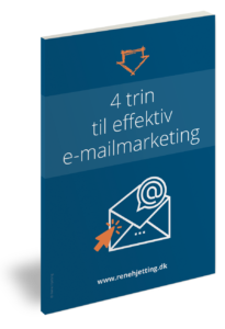 4 trin til e-mail marketing