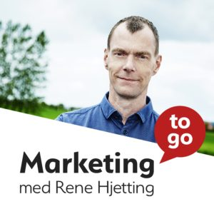 Rene Hjetting og podcasten Marketing To Go