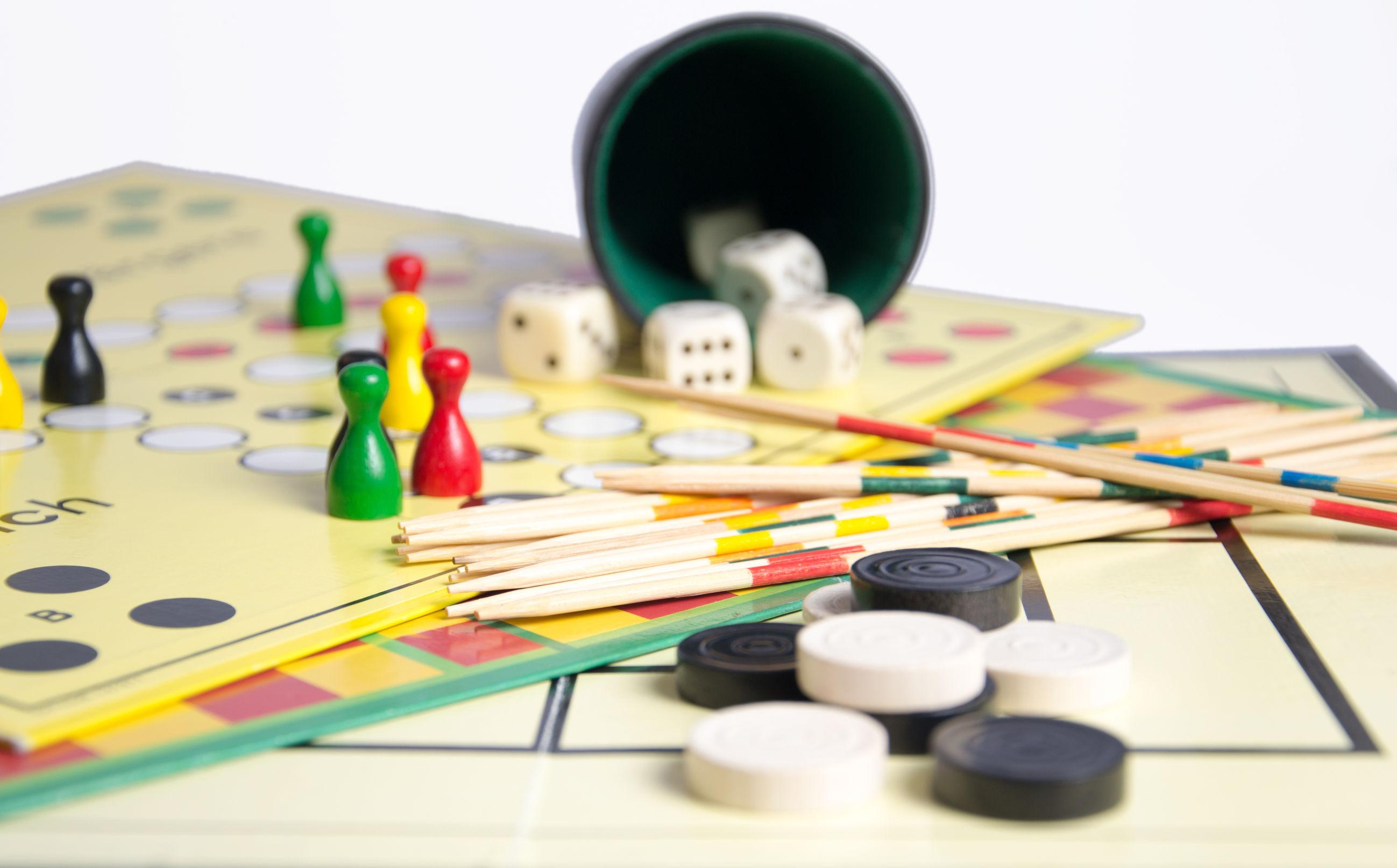Brætspil kan redde dit familieliv
