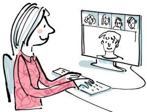 Onlinemøder og webinarer på den simple måde
